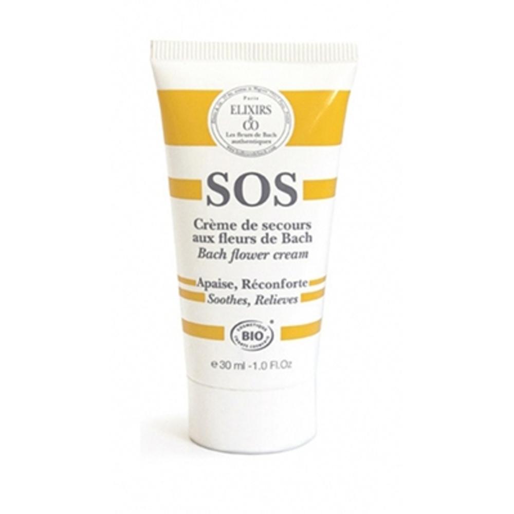 Elixirs & co crème sos - divers - elixirs & co -142086
