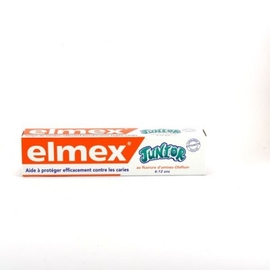 Elmex dentifrice junior - 75.0 ml - dentifrices - elmex -105333