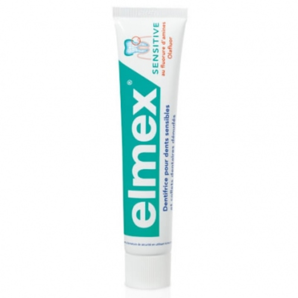 ELMEX Sensitive Dentifrice - 50.0 ml - Dentifrices - Elmex -105327