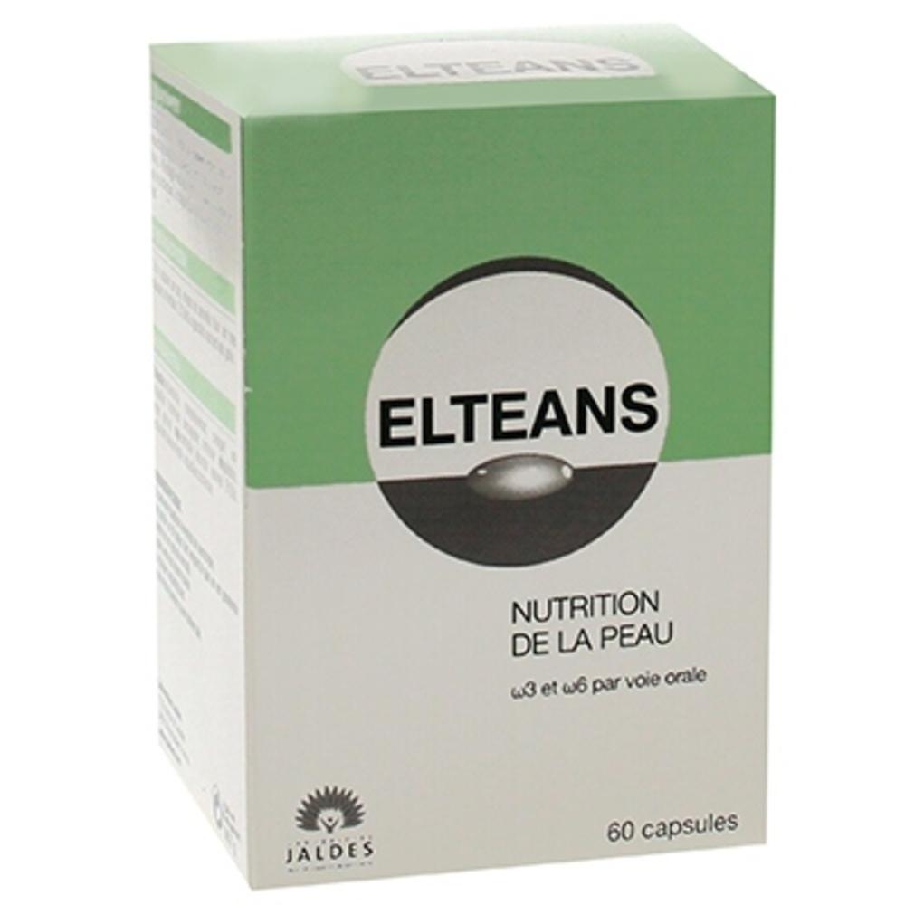 Elteans - 60 capsules - jaldes -190442