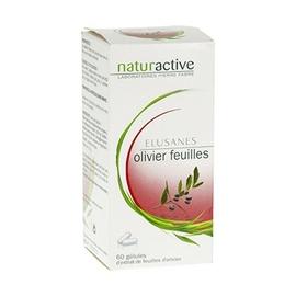 Elusanes olivier feuille - naturactive -202697
