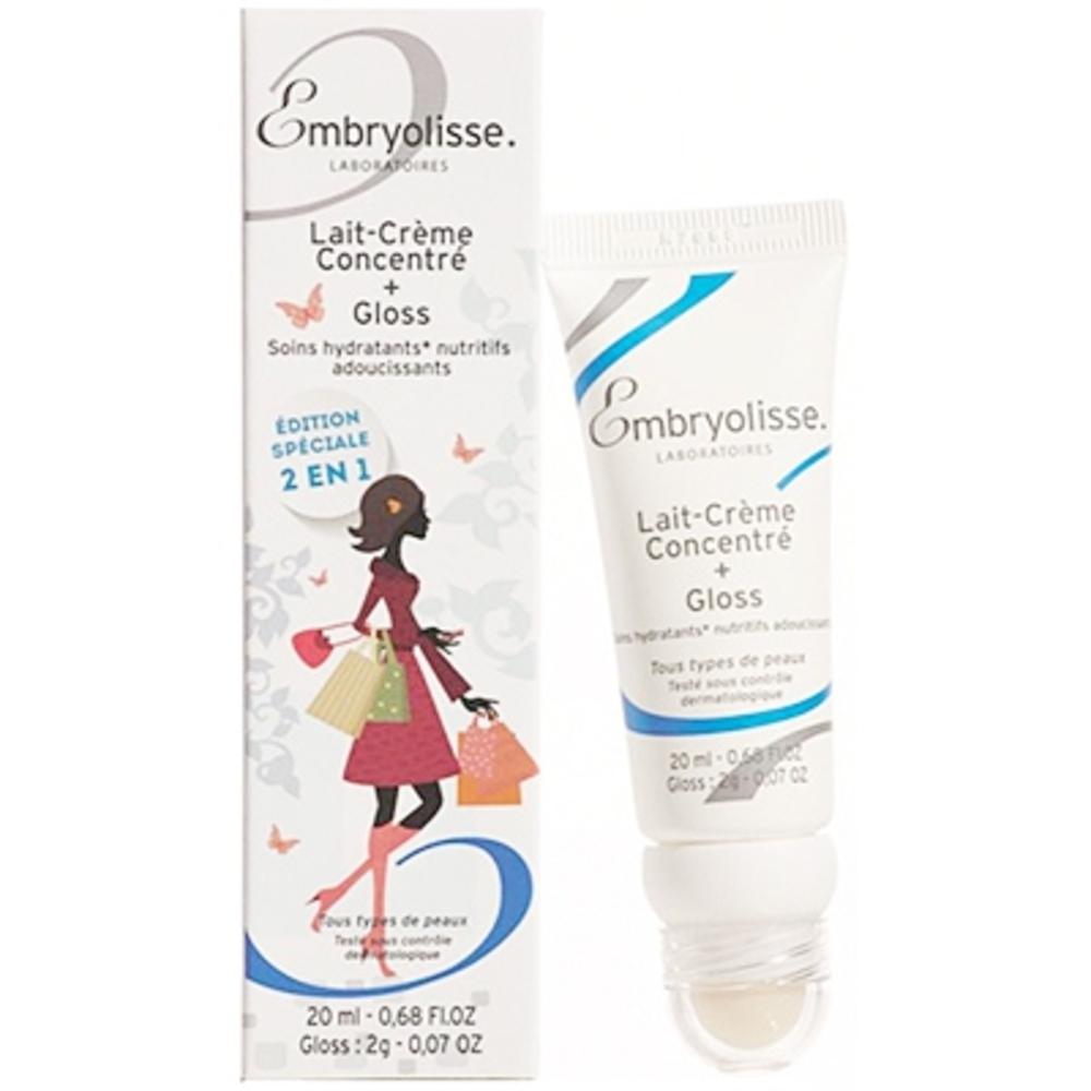 Embryolisse lait-crème concentré + gloss - embryolisse -205437