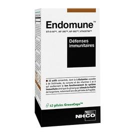 Endomune - 42 gélules - nhco -197775