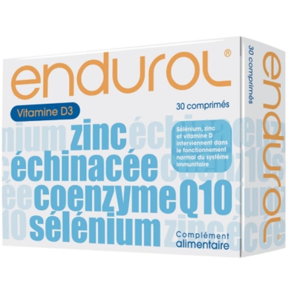 Endurol 30 comprimés - dissolvurol -196996