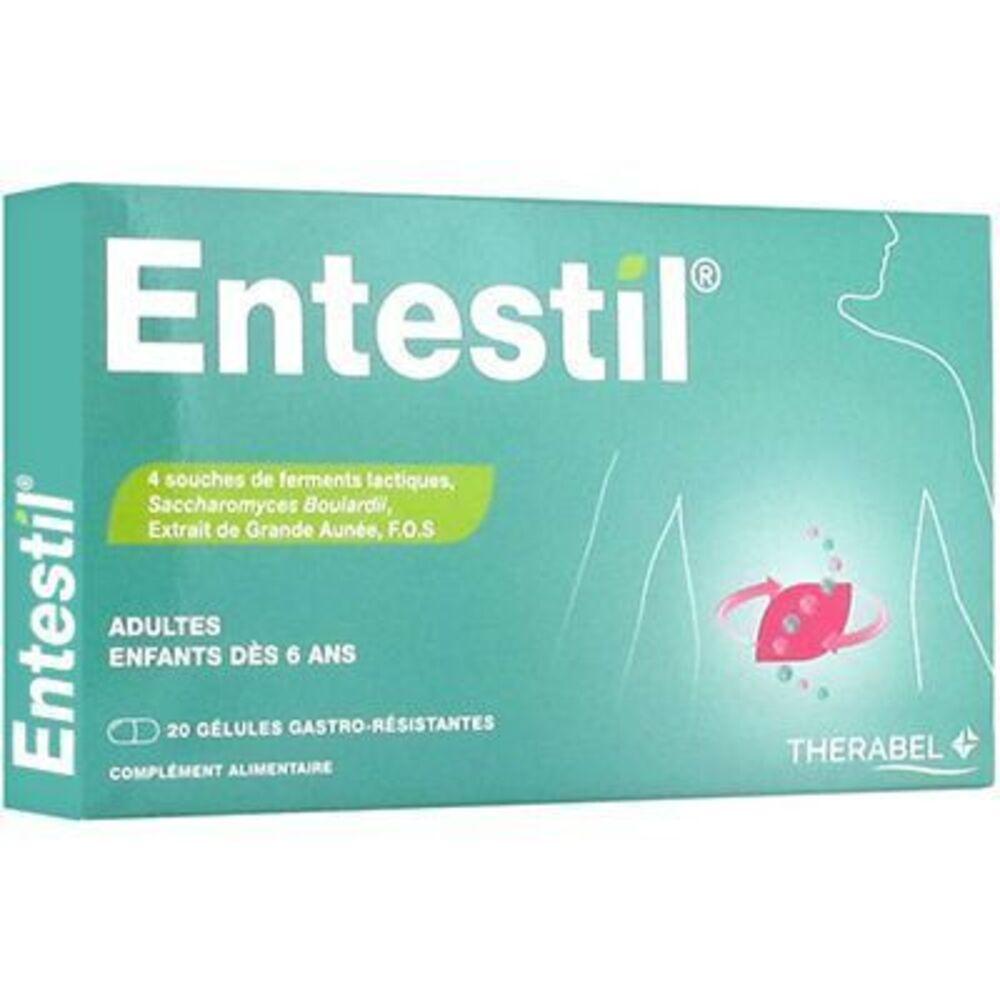 Entestil 20 gélules - therabel -225578