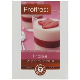 Entrement fraise / 7 - protifast -191194