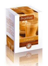 Entremets caramel x7 - protifast Préparation en poudre diététique hyperprotéinée-148345