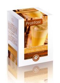 Entremets vanille x7 - 7.0 unites - protifast Dessert hyperprotéiné Vanille, entremets-148348