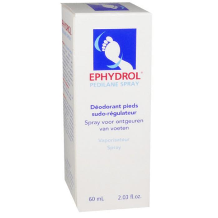 Ephydrol pedilane déodorant pieds sudo-régulateur spray Sinclair-145461