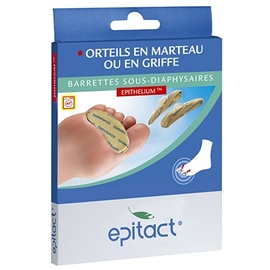Epitact barrettes sous diaphysaires taille s - epitact -146068