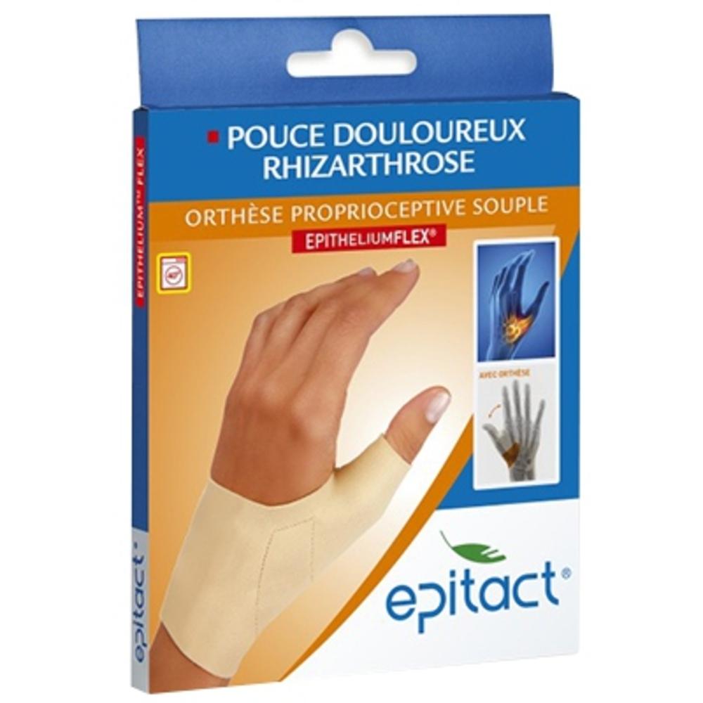 EPITACT Orthèse Pouce Douloureux Rhizarthrose Pouce Droit Taille M - Epitact -147690