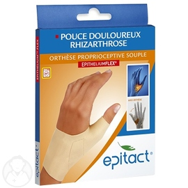 Epitact orthèse proprioceptive pouce droit taille m - epitact -147690