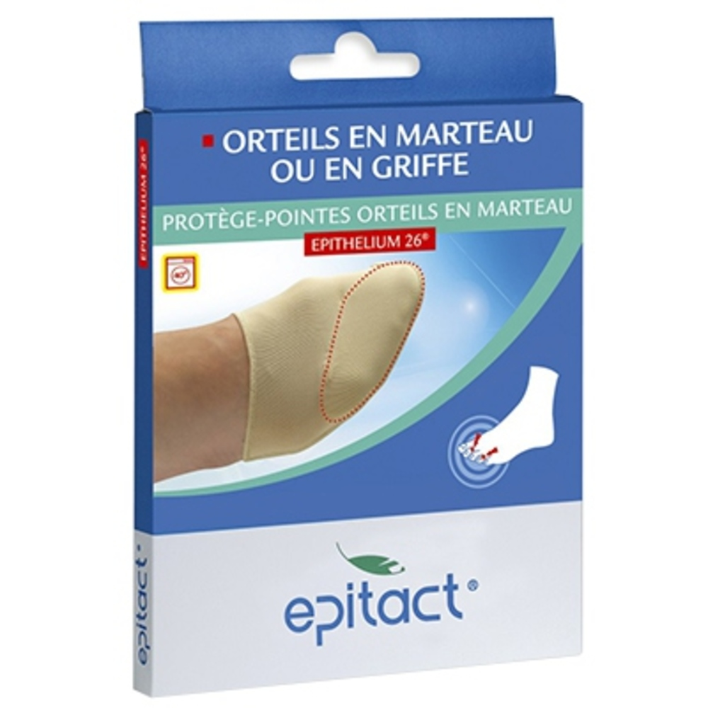 Epitact protège-pointes orteils en marteau taille s - epitact -145546