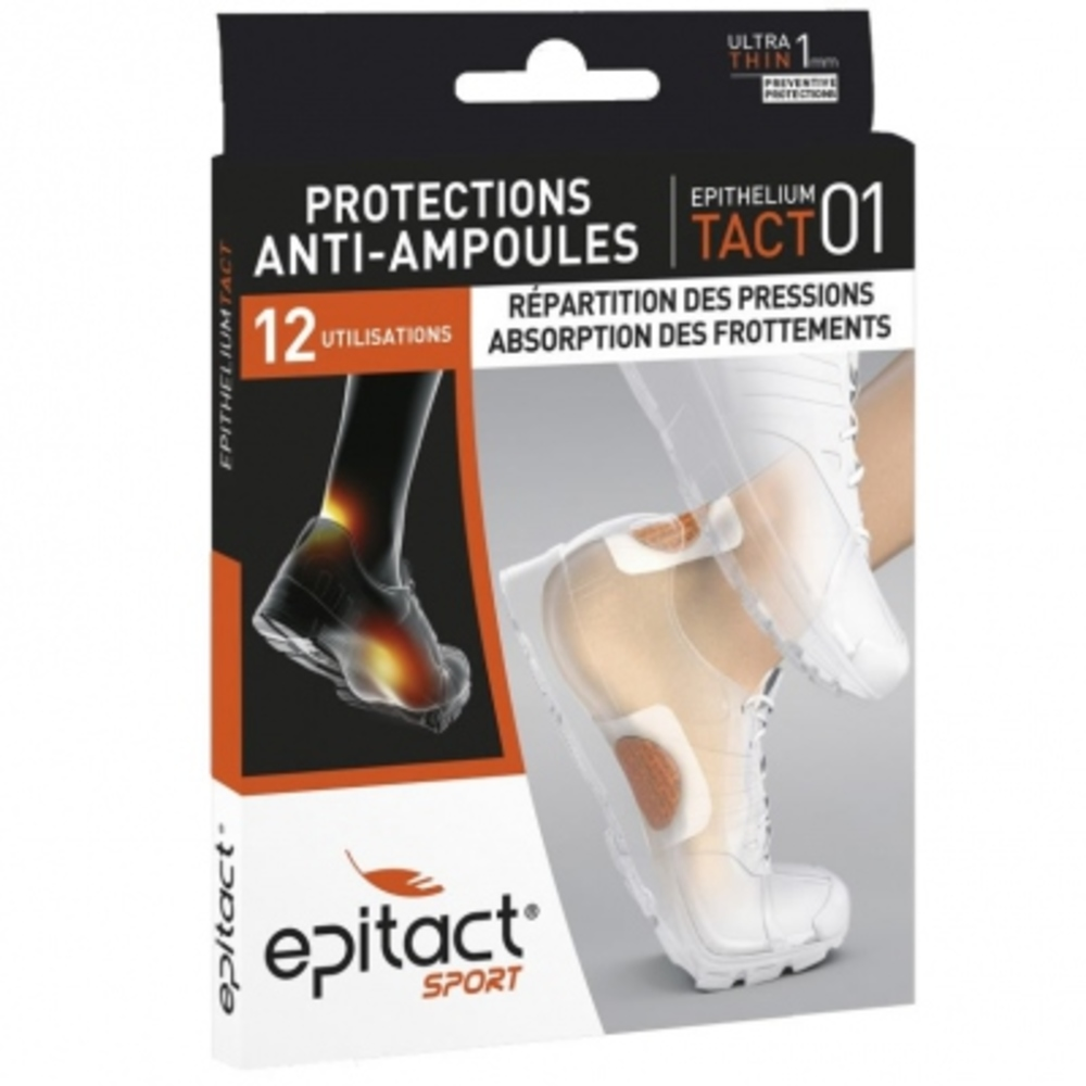 EPITACT SPORT Protection Anti-ampoules - Epitact -201358