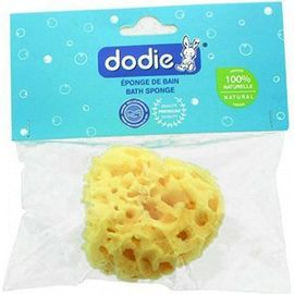 Eponge de bain naturelle - dodie -224307