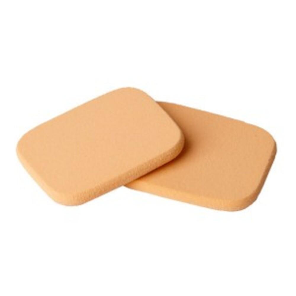 Eponges maquillage latex carrées x 2 - accessoires de maquillage pro - avril -139446