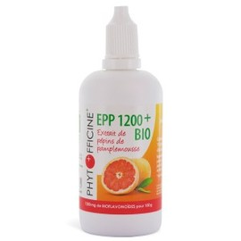 Epp 1200 + bio - flacon goutte 100 ml - divers - phytofficine -189702