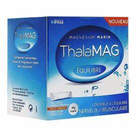 Equilibre magnésium marin 30 sticks - thalamag -215271