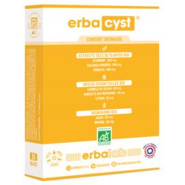 Erbacyst confort urinaire 10 gélules - erbalab -223277