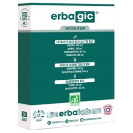 Erbalab erbagic 30 gélules - erbalab -216121