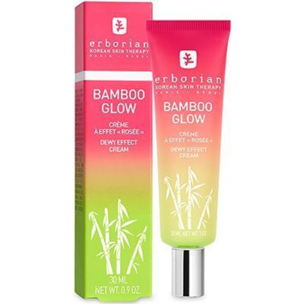 Erborian bamboo glow crème à effet rosée 30ml Erborian-223426