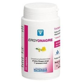 Ergyonagre - 100 capsules - nutergia -211016