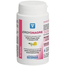 Ergyonagre - 50 capsules - nutergia -206171