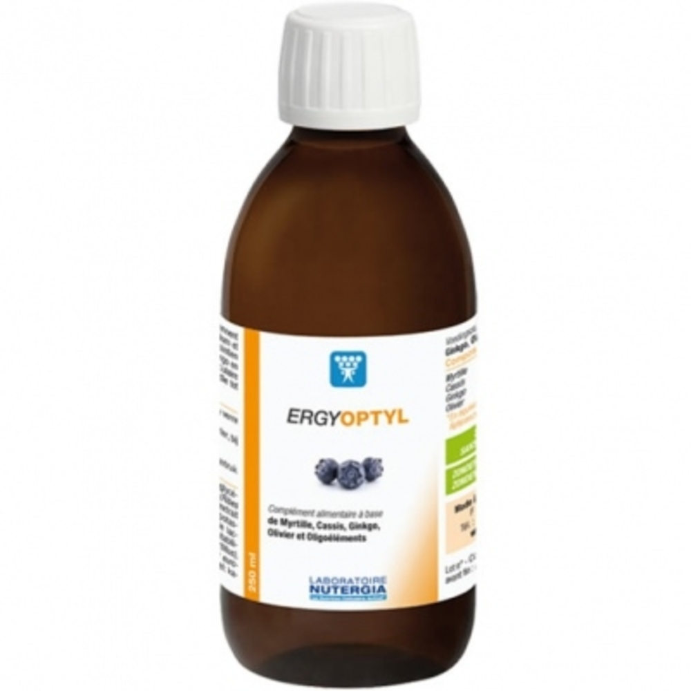 Ergyoptyl - 250 ml - divers - nutergia -189615