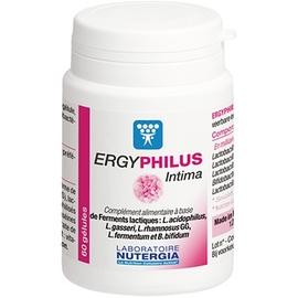 Ergyphilus intima - 60 gélules - nutergia -205810