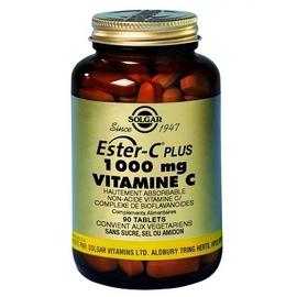 Ester-c plus vitamine c 1000mg 90 comprimés - solgar -194449