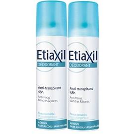 Etiaxil déodorant anti-transpirant aérosol 150ml - etiaxil -211187