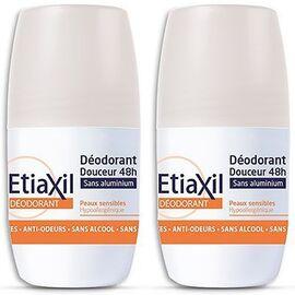 Etiaxil déodorant douceur 48h sans aluminium lot de 2 x 50ml - etiaxil -221422