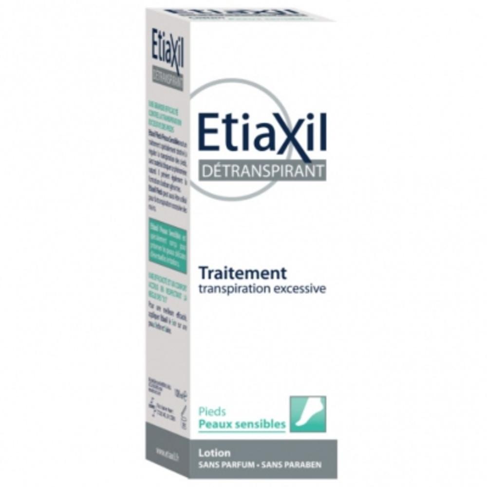 Etiaxil détranspirant pieds lotion - 100.0 ml - etiaxil -144155