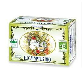 Eucalyptus - 20.0 unites - tisanes simples bio - romon nature -16187