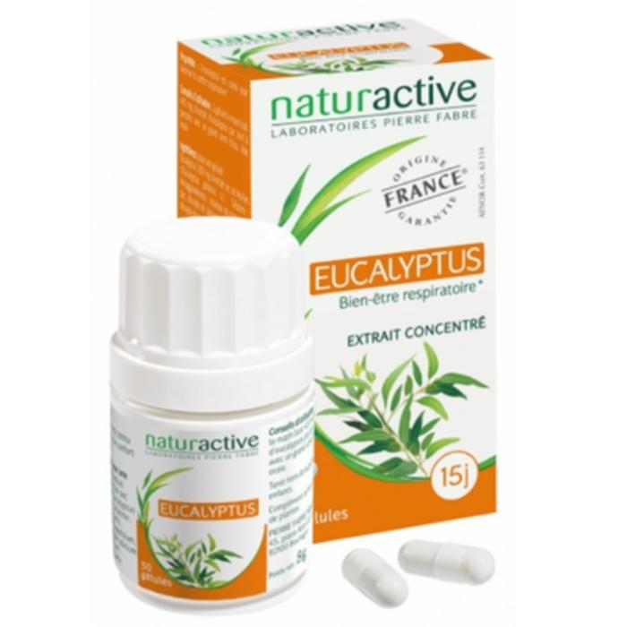 Eucalyptus 30 gélules Naturactive-215115