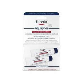 Eucerin aquaphor baume réparateur 2 x 10ml - eucerin -223046