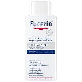 Eucerin atopicontrol huile bain et douche - 400ml - 400.0 ml - eucerin -146486