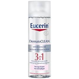 Eucerin dermatoclean lotion micellaire 3 en 1 - 400 ml - eucerin -210926