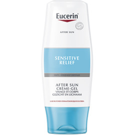 Eucerin sensitive relief after sun crème gel 150ml - eucerin -221770