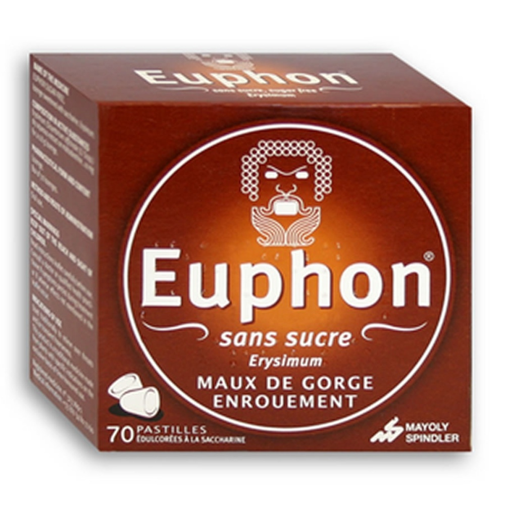 Euphon sans sucre - mayoly spindler -192435