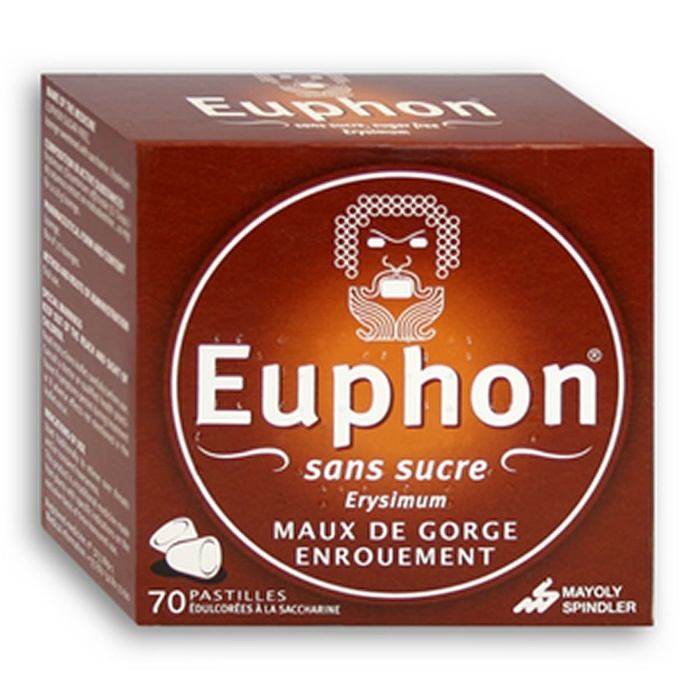 Euphon sans sucre Mayoly spindler-192435