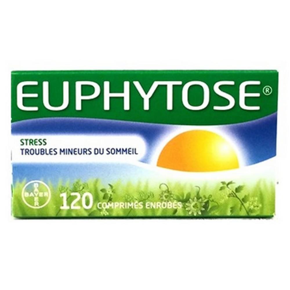 Euphytose - 120 comprimés - bayer -192748