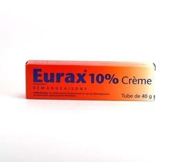Eurax 10% crème - 40g - 40.0 g - novartis -192964
