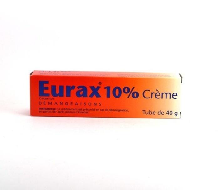 Eurax 10% crème - 40g Novartis-192964