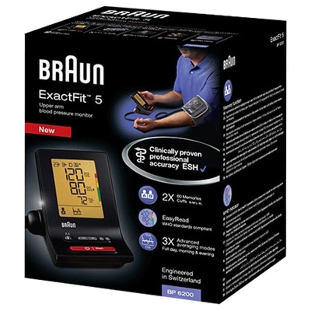 ExactFit 5 Tensiomètre - Tensiomètres - Braun -141375