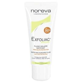 Exfoliac fluide solaire matifiant 40ml - noreva -198640