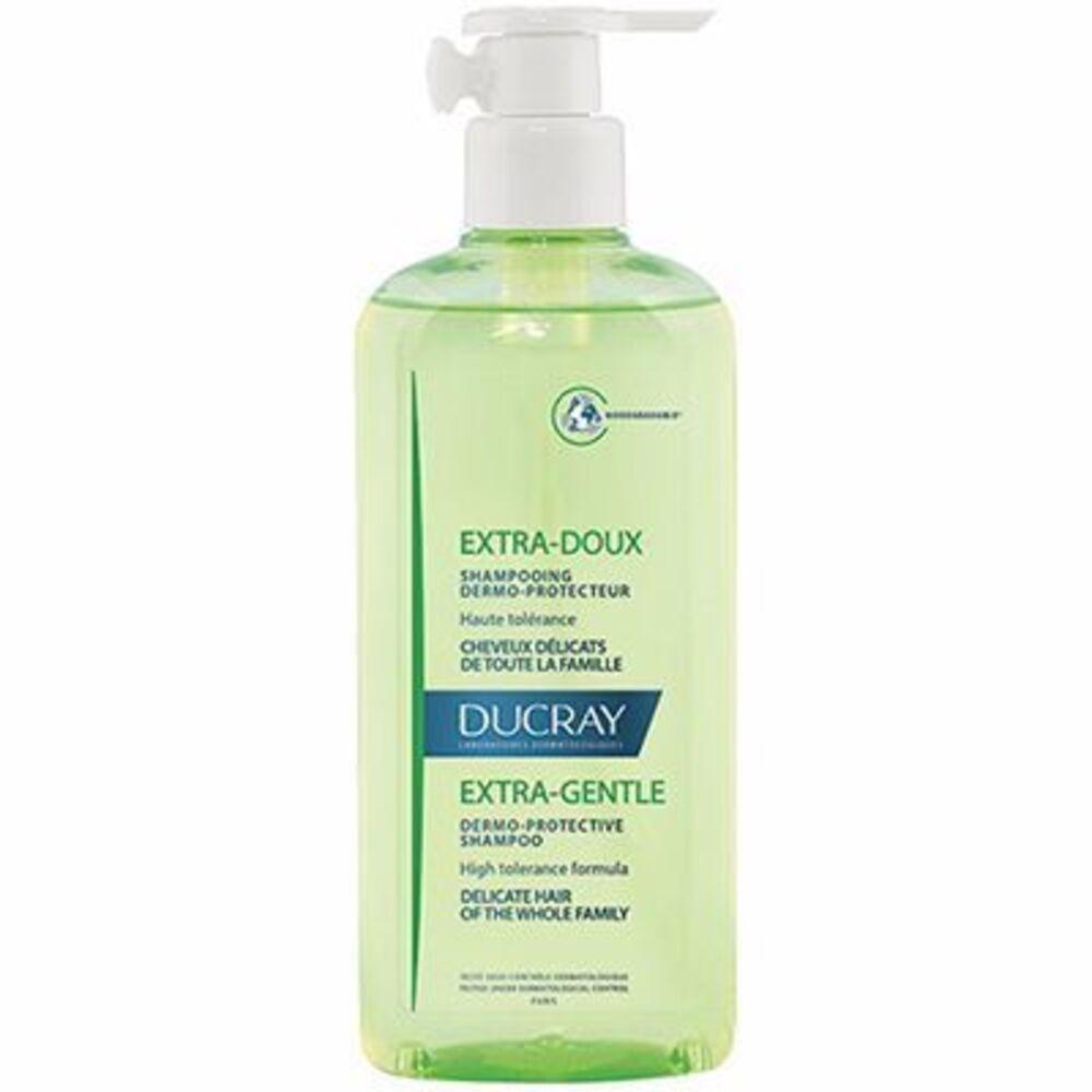 Extra-doux Shampooing - Flacon-pompe 400ml - Ducray -82204