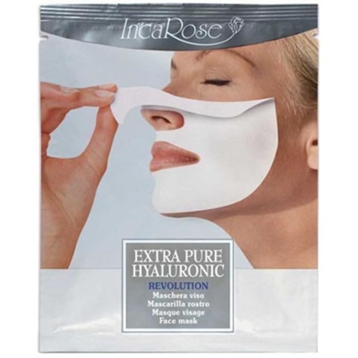 Extra pure hyaluronic masque visage classic plus 17 ml Incarose-205276
