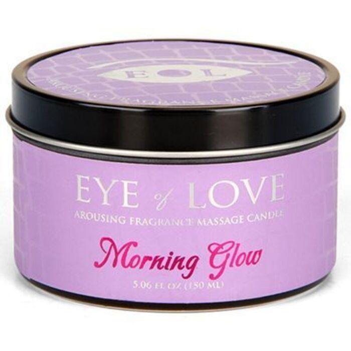 Eye of love bougie massage phéromones morning glow Eye of love-223847