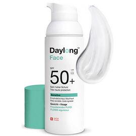 Face fluide régulateur visage spf50+ 50ml - daylong -225604